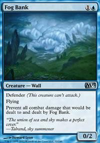 Fog Bank - Magic 2013