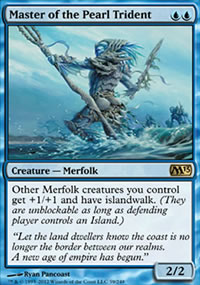Master of the Pearl Trident - Magic 2013