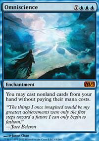 Omniscience - Magic 2013