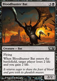Bloodhunter Bat - Magic 2013