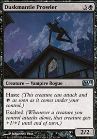 Duskmantle Prowler - Magic 2013