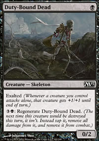 Duty-Bound Dead - Magic 2013