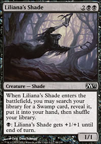 Liliana's Shade - Magic 2013