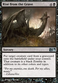 Rise from the Grave - Magic 2013