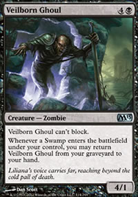 Veilborn Ghoul - Magic 2013