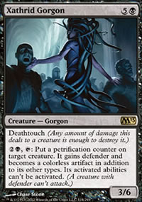 Xathrid Gorgon - Magic 2013