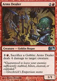 Arms Dealer - Magic 2013