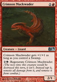 Crimson Muckwader - Magic 2013