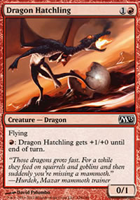 Dragon Hatchling - Magic 2013