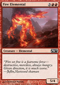 Fire Elemental - Magic 2013
