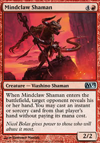 Mindclaw Shaman - Magic 2013