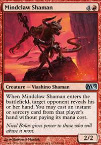 Mindclaw Shaman - Magic 2013