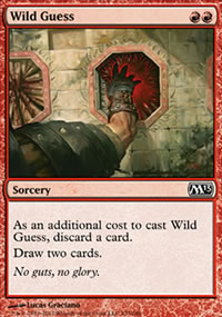 Wild Guess - Magic 2013