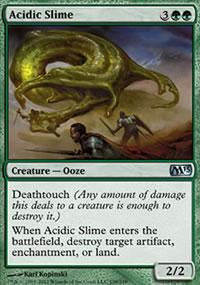 Acidic Slime - Magic 2013