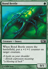 Bond Beetle - Magic 2013