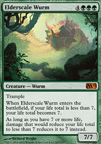 Elderscale Wurm - Magic 2013