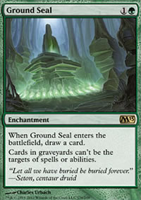 Ground Seal - Magic 2013