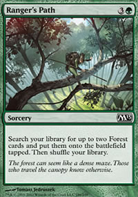 Ranger's Path - Magic 2013