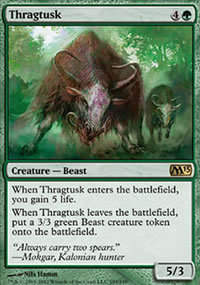 Thragtusk - Magic 2013
