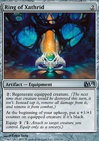 Ring of Xathrid - Magic 2013