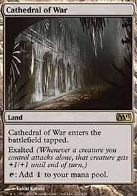 Cathedral of War - Magic 2013