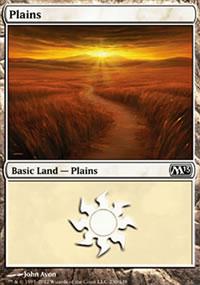 Plains 1 - Magic 2013