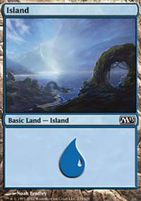 Island 2 - Magic 2013