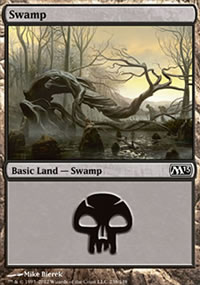 Swamp 1 - Magic 2013