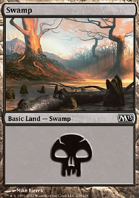 Swamp 2 - Magic 2013