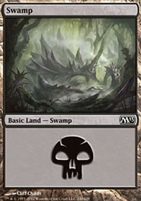 Swamp 3 - Magic 2013