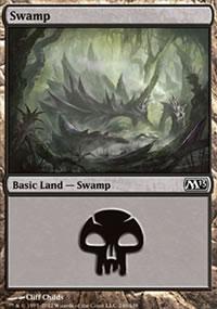 Swamp 3 - Magic 2013