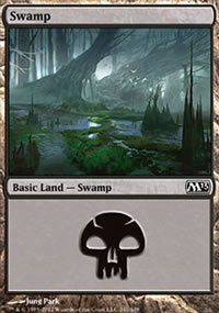 Swamp 4 - Magic 2013