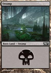 Swamp 4 - Magic 2013