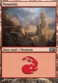Mountain 1 - Magic 2013
