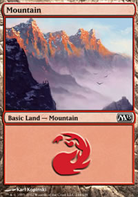 Mountain 3 - Magic 2013