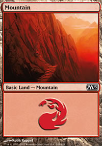 Mountain 4 - Magic 2013