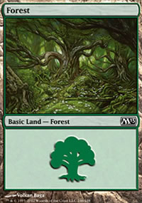 Forest 1 - Magic 2013