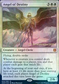 Angel of Destiny - Prerelease Promos