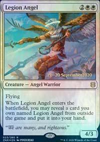 Legion Angel - Prerelease Promos