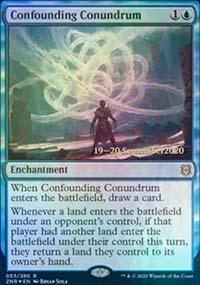 Confounding Conundrum - Prerelease Promos