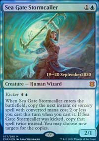 Sea Gate Stormcaller - Prerelease Promos
