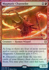 Magmatic Channeler - Prerelease Promos