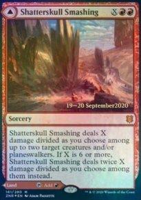 Shatterskull Smashing - Prerelease Promos