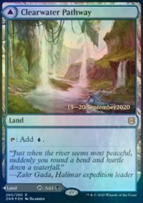 Clearwater Pathway - Prerelease Promos