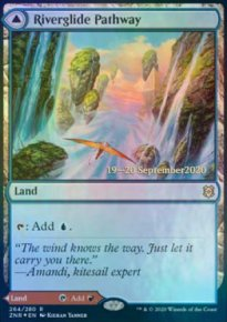 Riverglide Pathway - Prerelease Promos