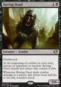 Raving Dead - Commander 2014