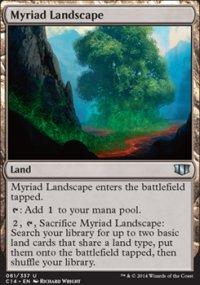 Myriad Landscape - Commander 2014