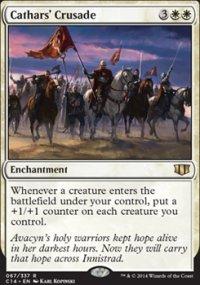 Cathars' Crusade - Commander 2014