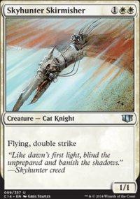 Skyhunter Skirmisher - Commander 2014