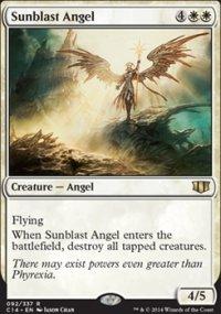 Sunblast Angel - Commander 2014